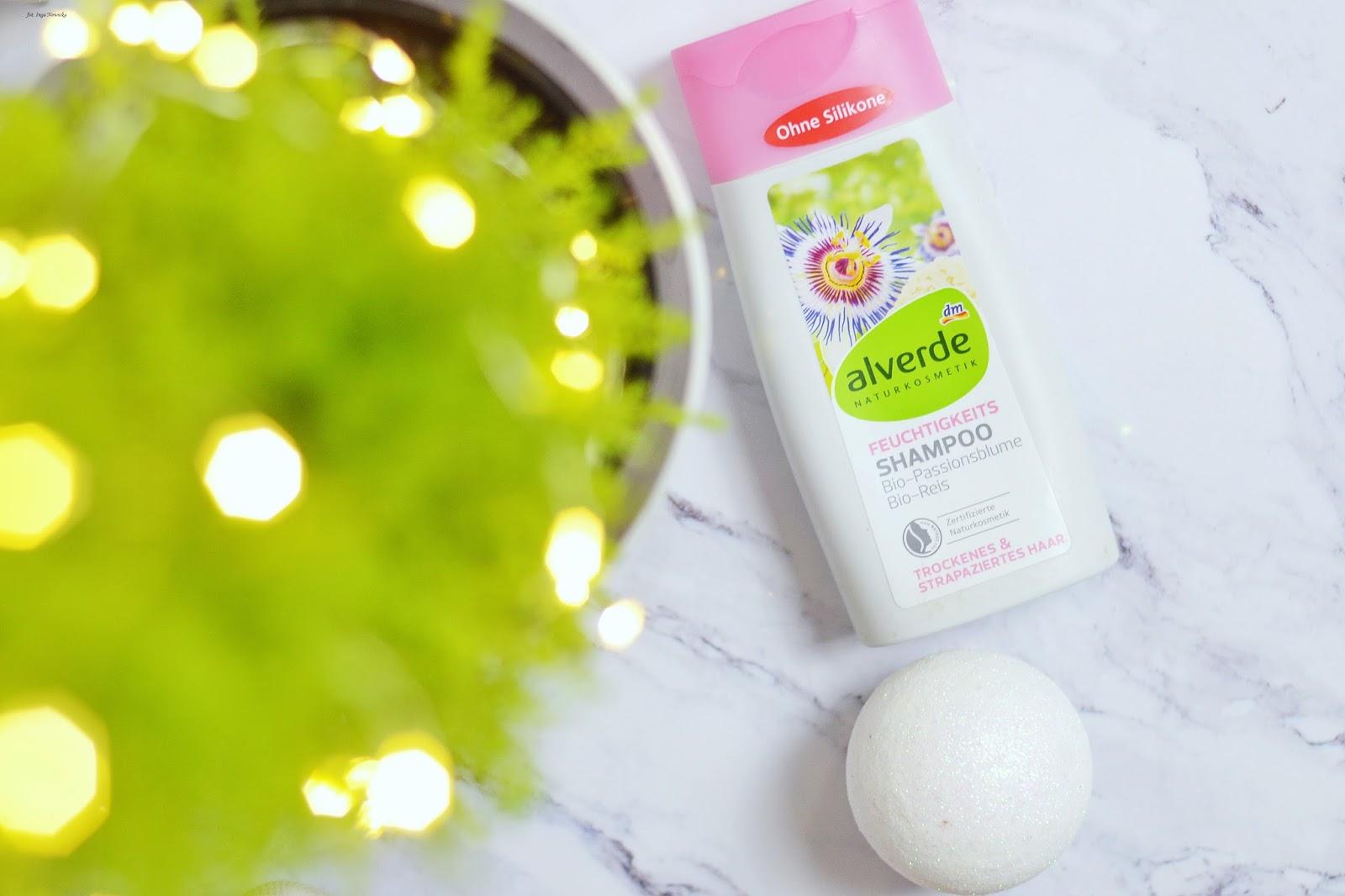 szampony alverde, co warto kupić z niemieckich kosmetyków