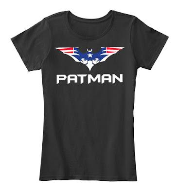 PatMan Pat Man T Shirt, PatMan Pat Man Mug Teespring.