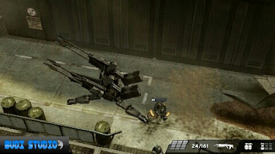 Killzone: Liberation PPSSPP android