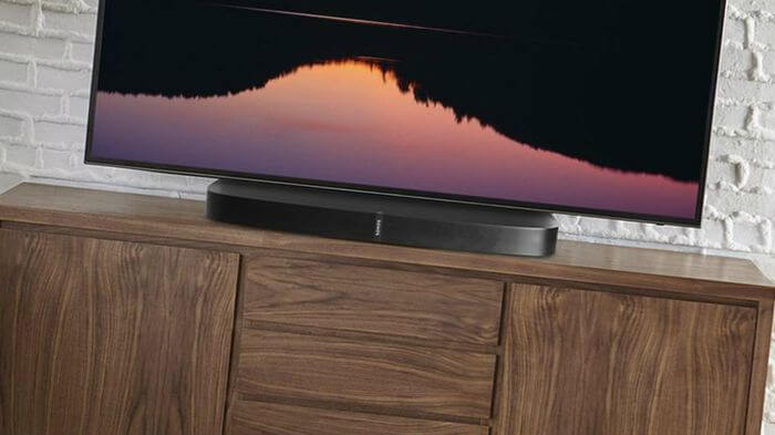 Review Sonos Playbase: Above TV, below bass