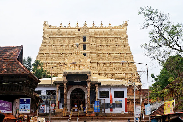 Shree PadmanabhaSwamy Temple image