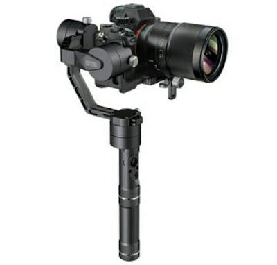 Zhiyun Handheld Video Camera Stabilizer Gimbal for Mirrorless DSLR Recording