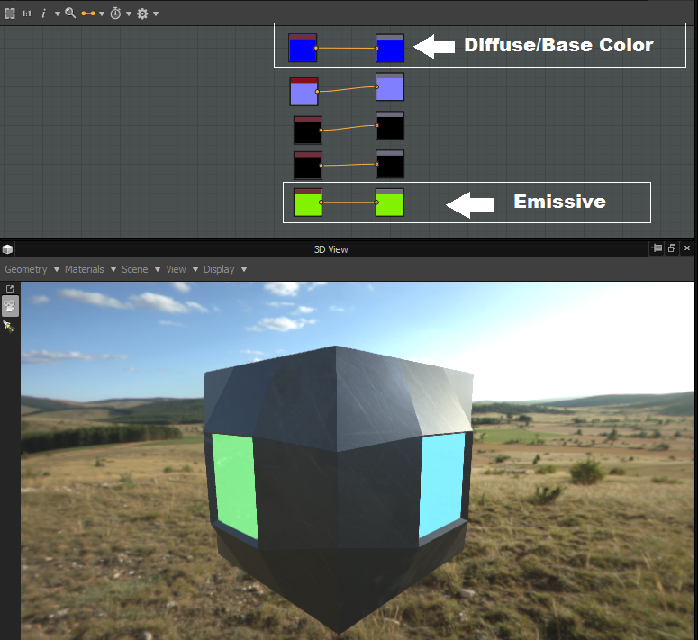 I Don't Know UDK: Unreal Engine 4, Blender and Substance Designer