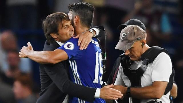 A alma de Conte precisa de ti Diego