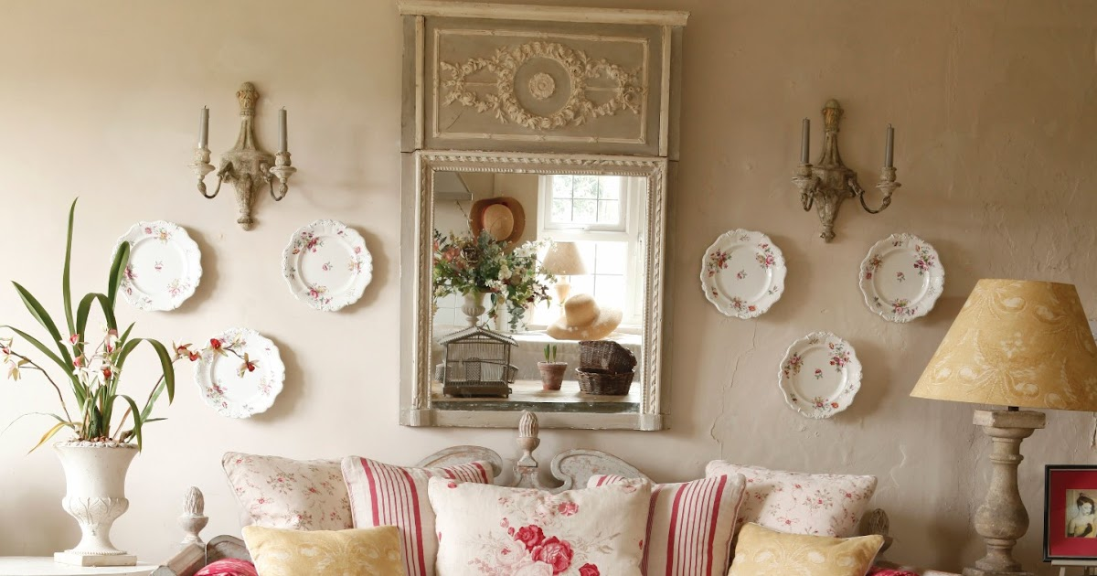 Hydrangea Hill Cottage French Country Decorating: Hydrangea Hill Cottage: Kate Forman's English Country Charm