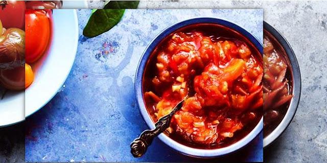 Resep Bumbu Sambal Tomat Terasi Spesial
