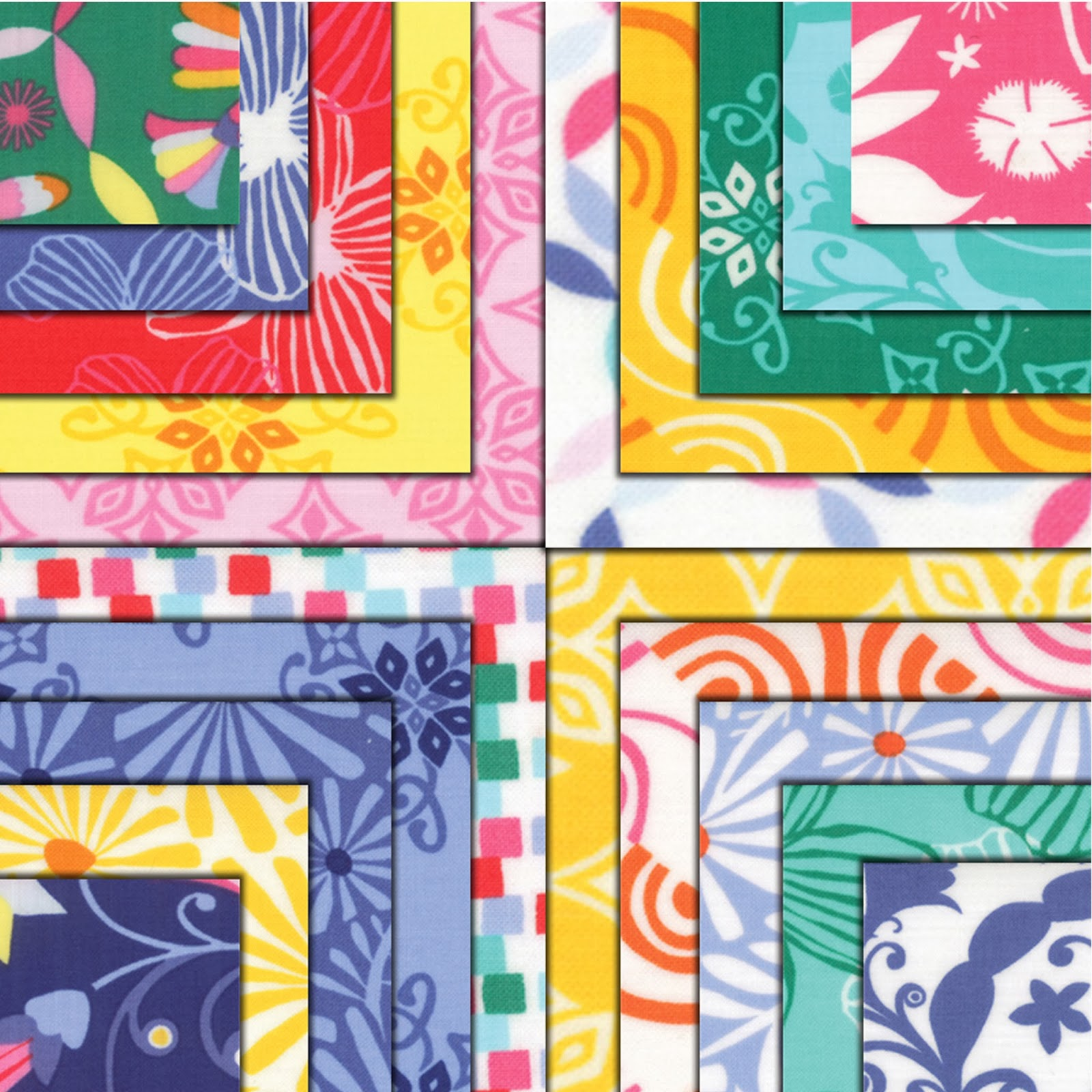 Moda DAYDREAM DAYDREAMS Quilt Fabric by Kate Spain