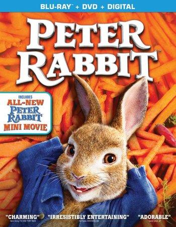 Peter Rabbit (2018) English 720p BluRay