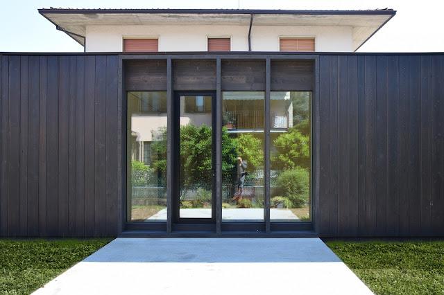 Prima Casa Passiva in Franciacorta