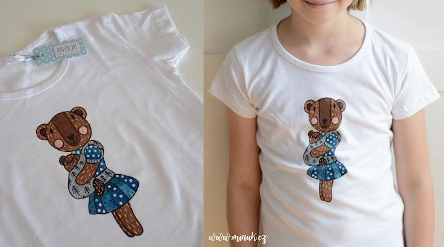 tričko nošení dětí
