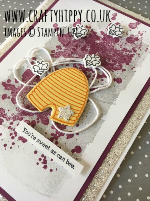Shooting Star stamp set, Stampin' Up!