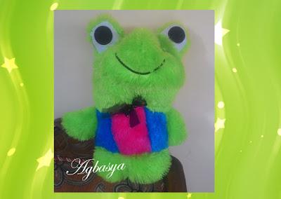 Boneka Keropi Agbasya