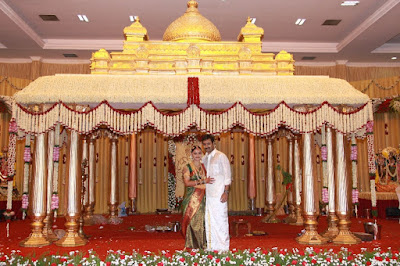 Thirumana Mandapam Sneha Prasanna wedding