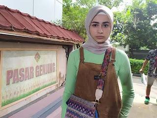 Sintya Marisca pemeran Habiba / Biba Amanah Wali 4