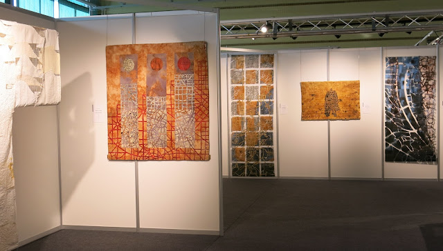 Overview of Eszter Bornemisza exhibition at EPM 2018