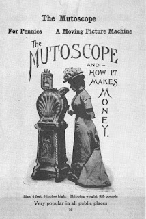 Anuncio original Mutoscope