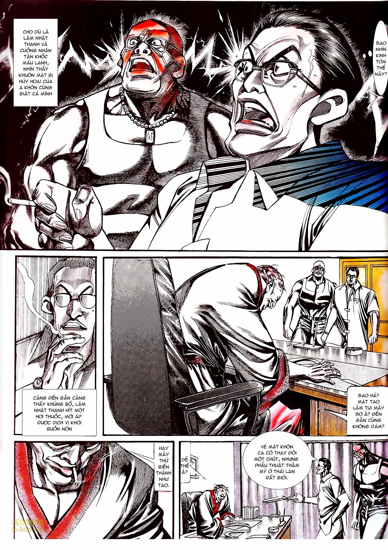 Người Trong Giang Hồ chapter 135: cạm bẫy rình rập trang 3