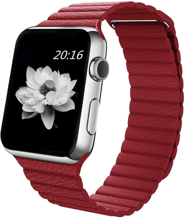correas-cuero-1-640x758 The Best Leather Belts for your Apple Watch Technology