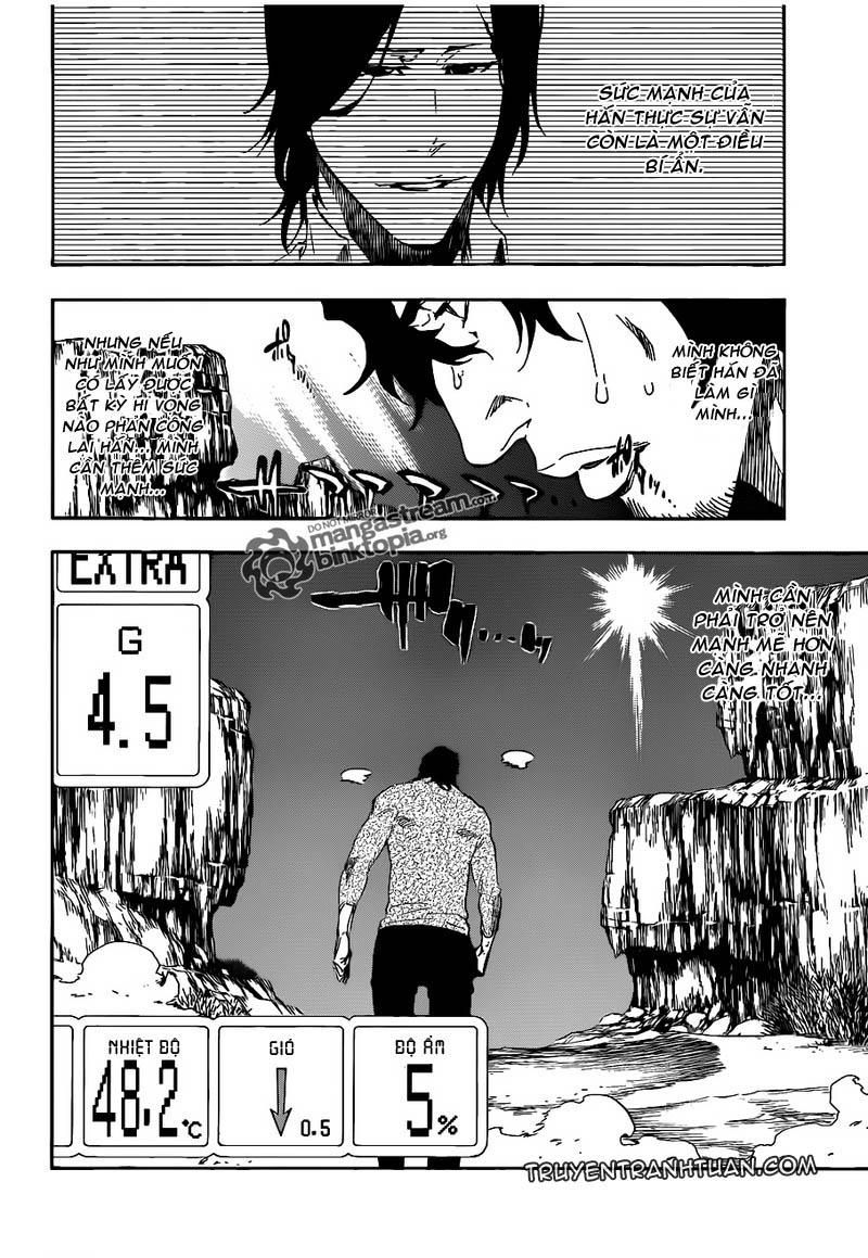 Bleach chapter 449 trang 10