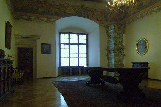 Zamek Królewski na Wawelu. Sala Turniejowa.