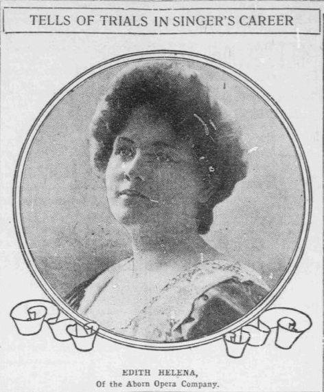 Edith Helena salary