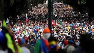 rechazo constituyente oposicion venezolana quiere sacudir pais