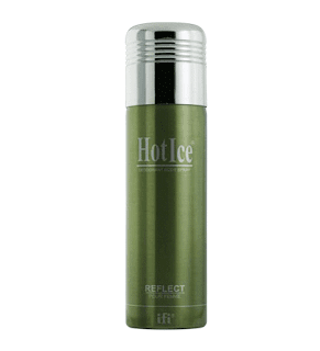 Hot Ice Reflect Pour Femme Body Spray