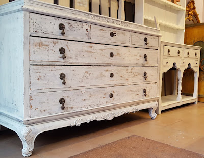 blanc decapat, modernitzar mobles