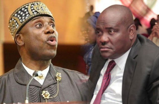 Politics Today: I Have Nothing Personal Against Amaechi, Says Wike