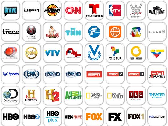listas iptv latino canales