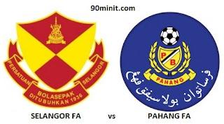 Selangor vs pahang live 27.2.2016