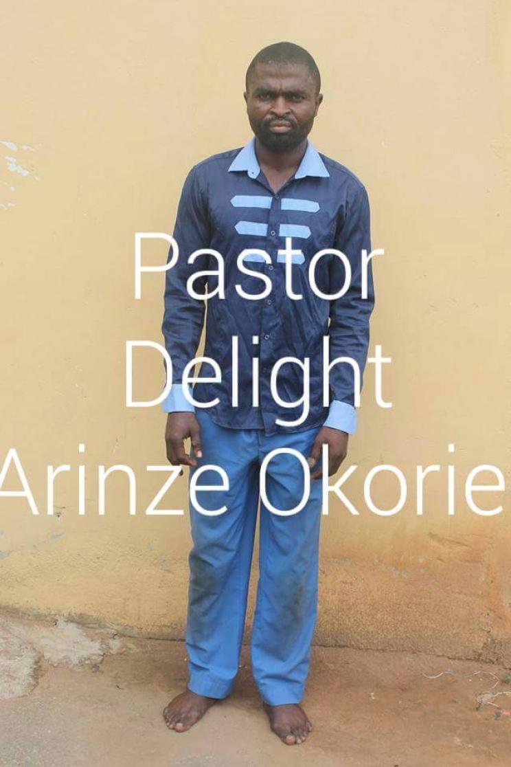 pastor delight arinze okorie