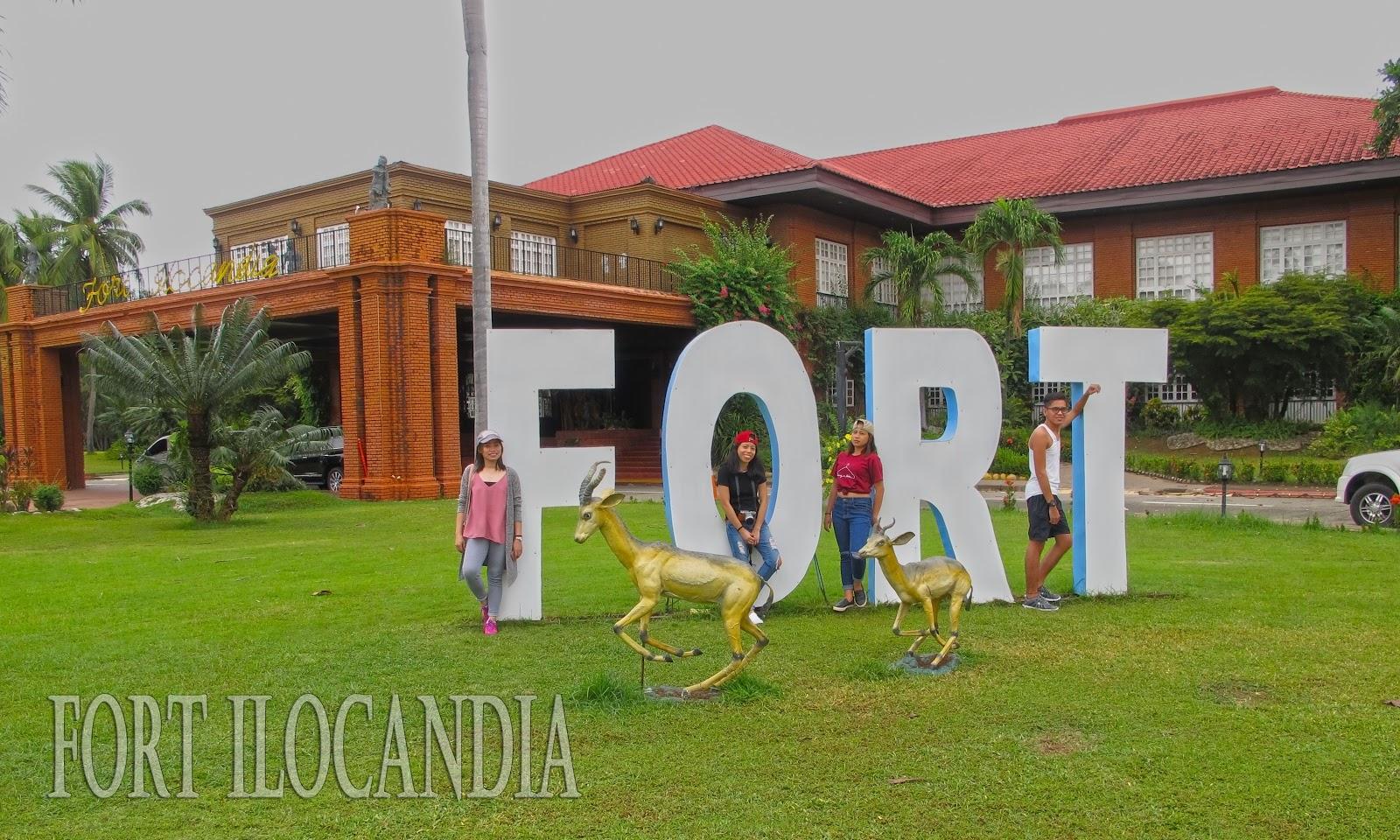 Fort Ilocandia Resort and Casino