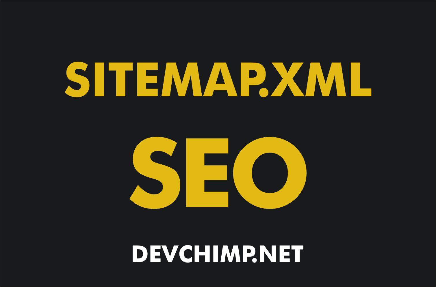 sitemap xml for seo a beginner s guide devchimp