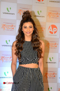 Actress Daisy Shah Stills at Kung Fu Yoga Film Premiere  0004.jpg