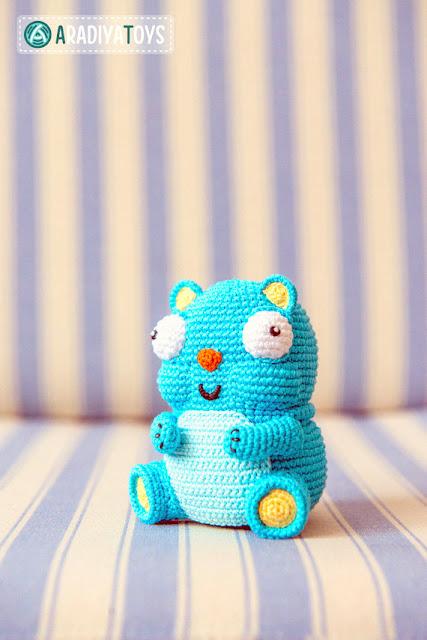 cat Crochet pattern