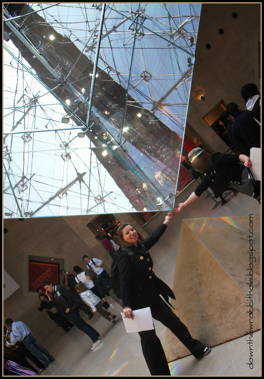 Louvre Museum, Paris France, French art, Da Vinci Code pyramid