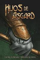 Portada de Hijos de Asgard