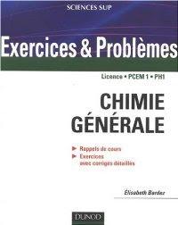Télécharger Livre Gratuit Chimie générale - Rappels de cours, Exercices avec corrigés détaillés pdf