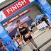 #Superação - Paratleta jundiaiense completa Maratona na China e dedica medalha a 3 pessoas
