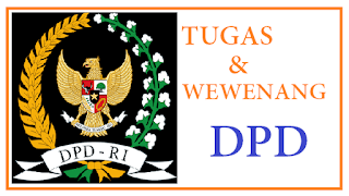 Tugas dan Wewenang DPD