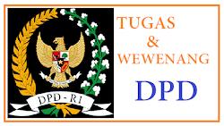 Tugas dan Wewenang DPD (Dewan Perwakilan Daerah)