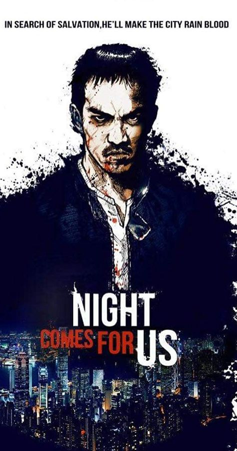 Download Film The Night Comes For Us (2018) Full Movie Indonesia