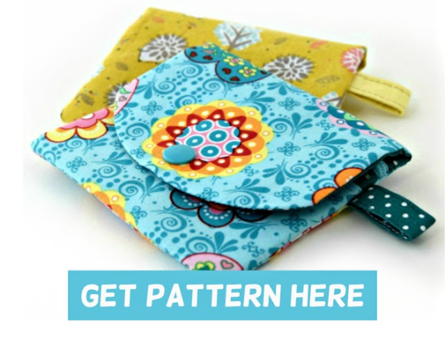 coin purse sewing pattern
