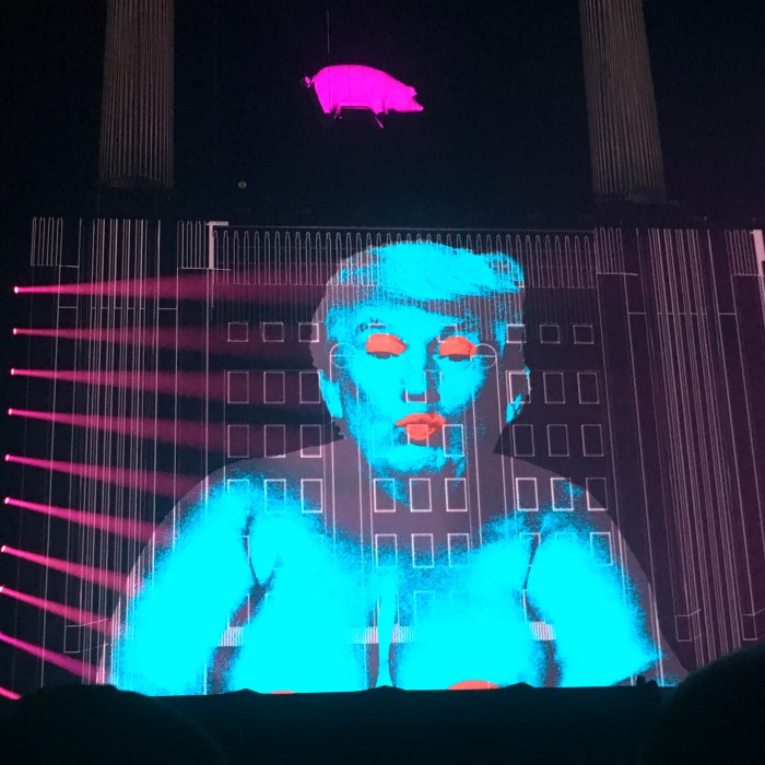 Roger Waters Us+Them Tour 2018 in Paris