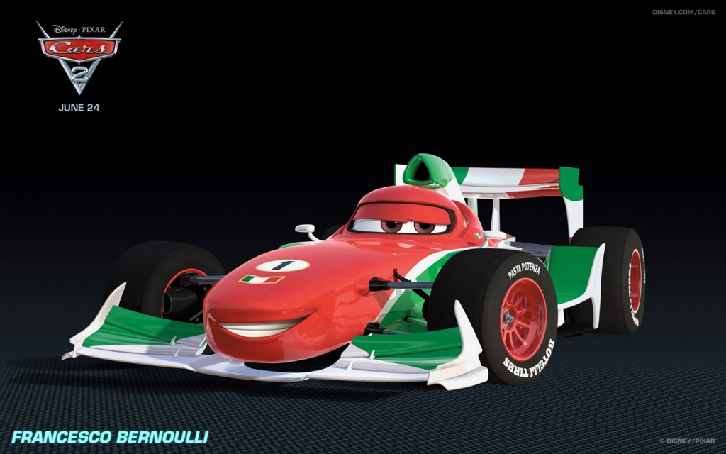 Cars Wallpaper Cars 2 Characters Names