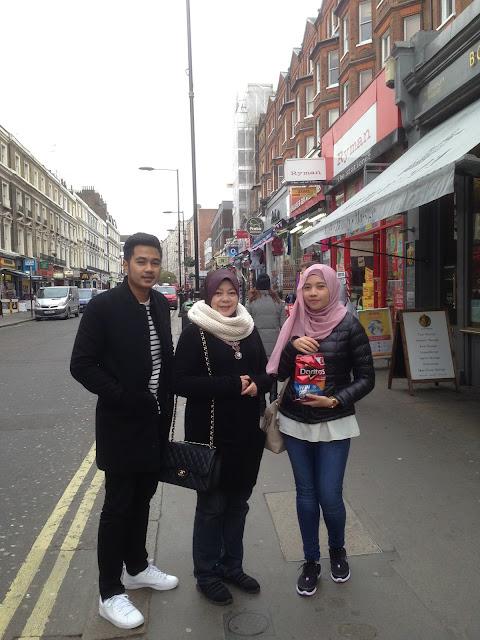 Percutian London