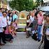 El intendente Jofré inauguró monolito en homenaje a la histórica confitería Ser-San