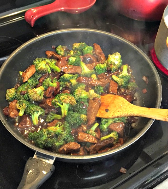 Recipes I've Tried Lately - Beef & Broccoli
