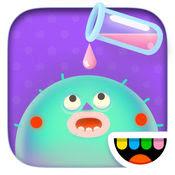 Download Free Toca Lab Elements iPhone iPad App